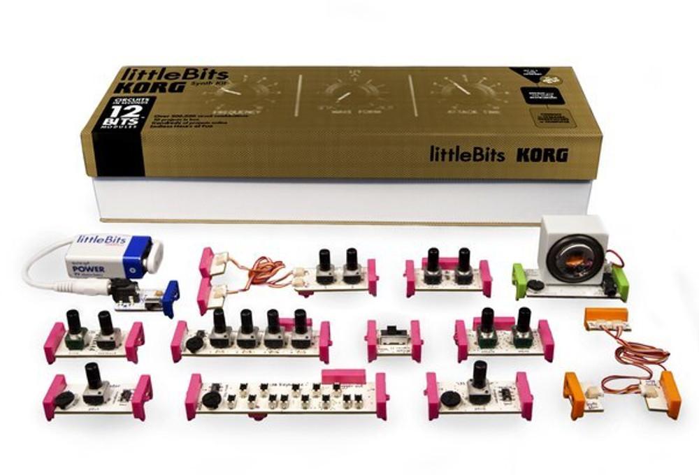 Korg Korg LittleBits Synth Kit