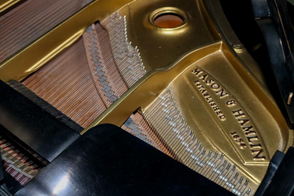 Mason and Hamlin Used Mason and Hamlin CC-94 94 Concert Grand Piano