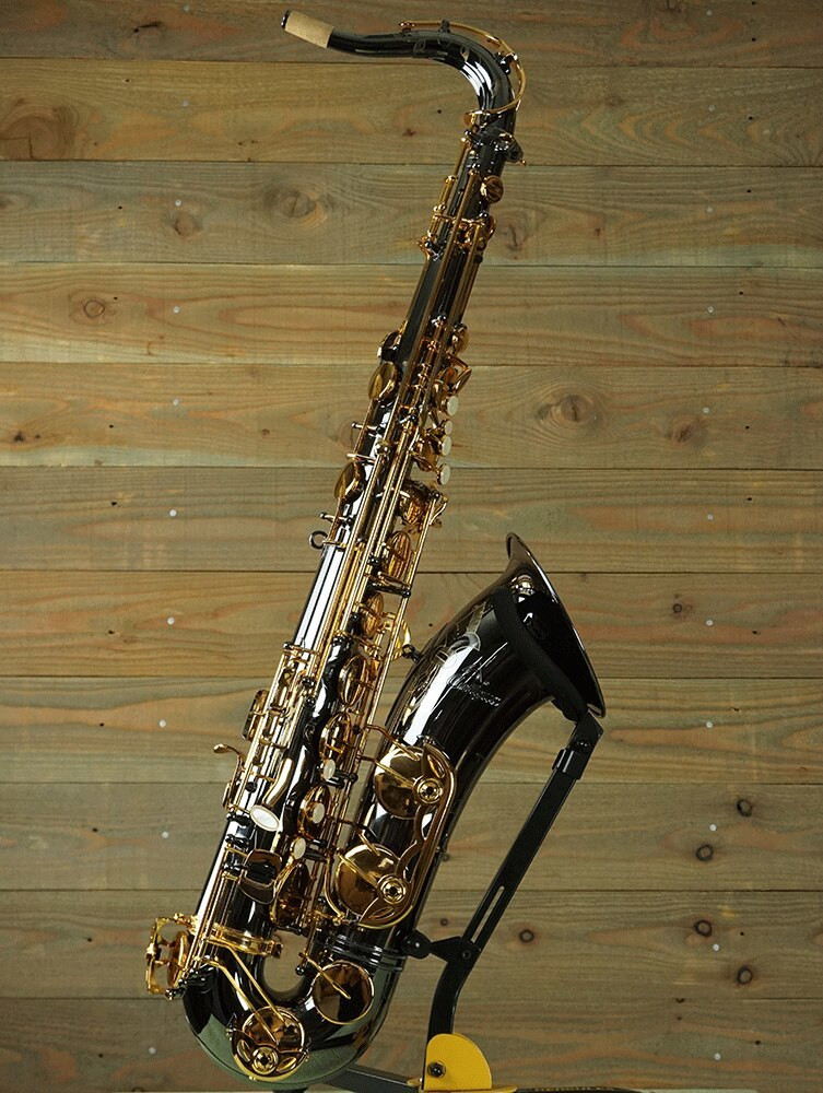 Antigua Winds Antigua Winds Power Bell Bb Tenor Sax Black Nickel Plated