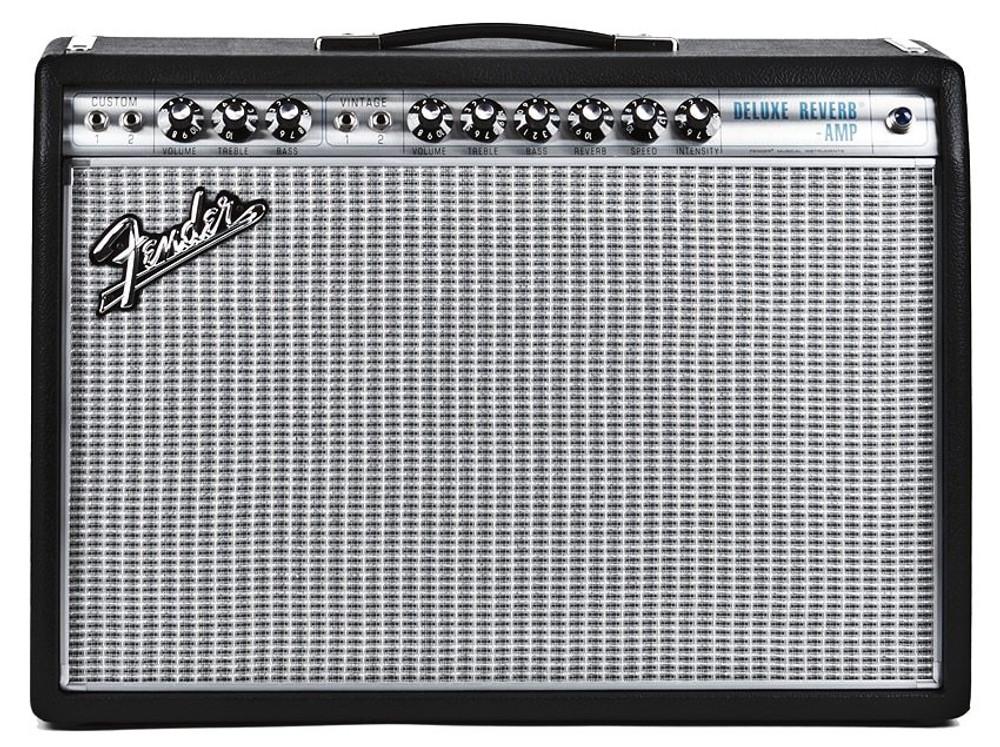 Fender Fender 68 Custom Deluxe Reverb Amp