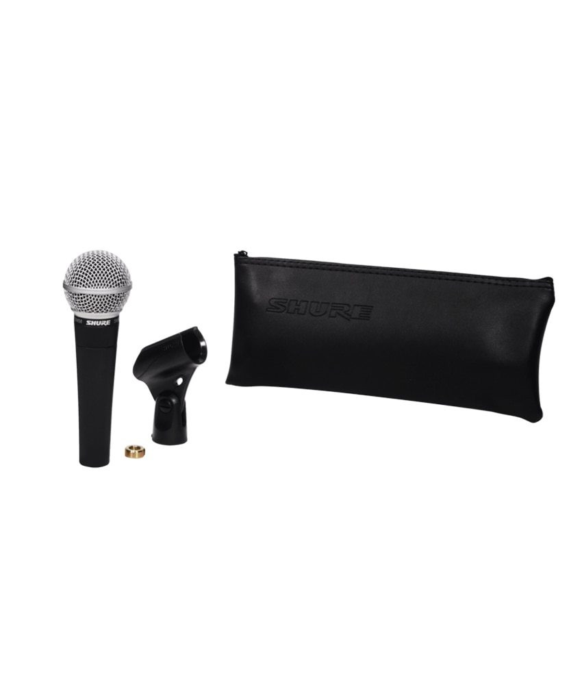 Shure Shure SM58-S Cardioid Dynamic Handheld Wired Microphone with ON / OFF Switch