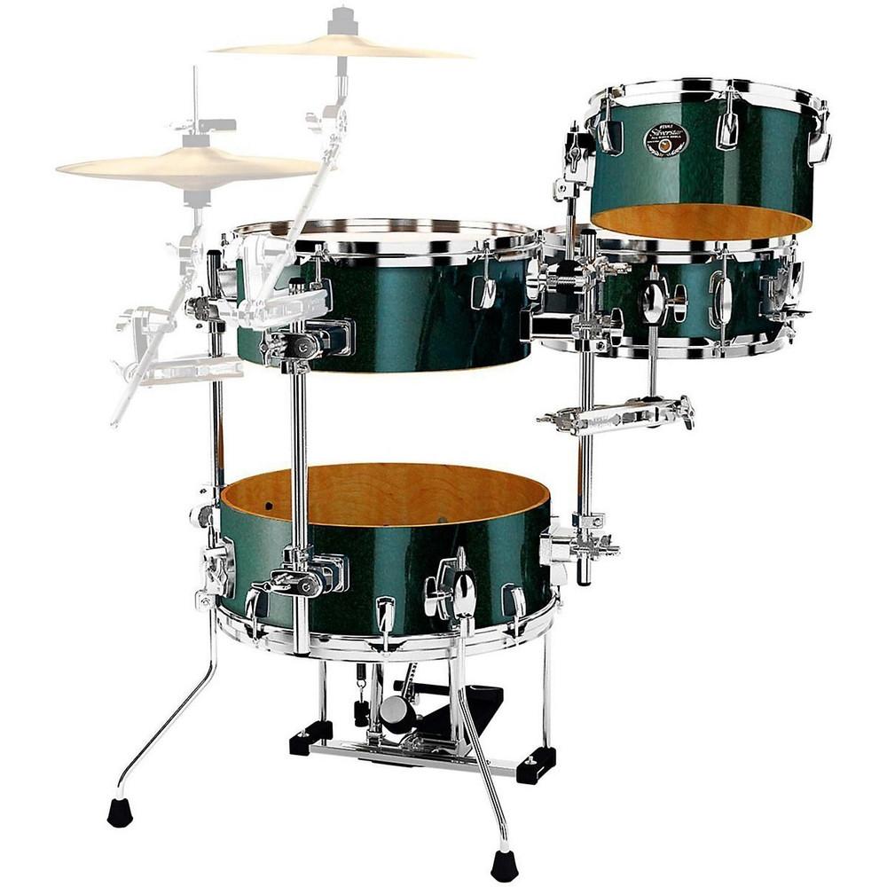 Tama Tama SilverStar Cocktail Jam 4 piece kit w/ pedal