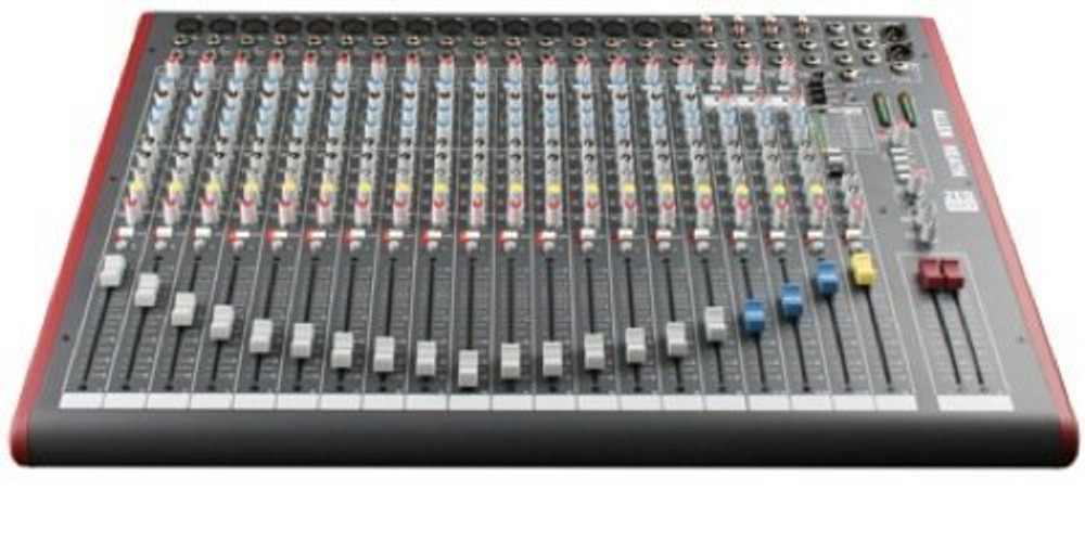 Allen and Heath Allen and Heath 22-Channel Mixer w/FX and USB