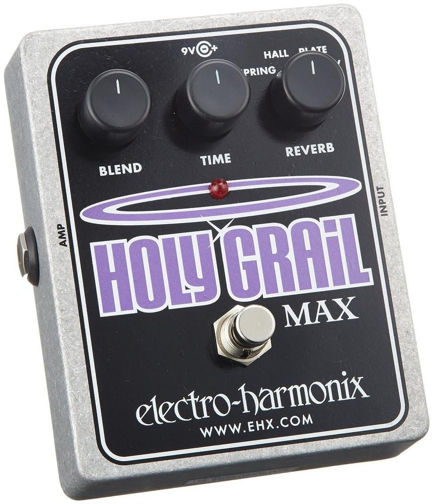 Electro-Harmonix Electro-Harmonix Holy Grail Max Reverb Pedal