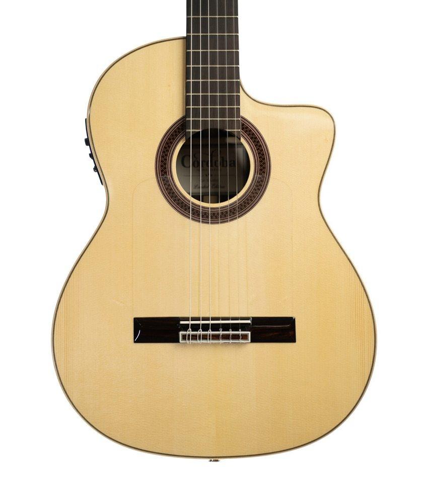 Cordoba Cordoba GK Studio Limited Edition Nylon Acoustic-Electric Guitar, Natural