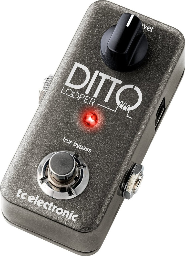TC Electronic TC Electronic Ditto Looper Effects Pedal