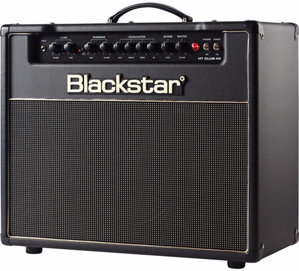 Blackstar Blackstar HTCLUB40C HT Venue Series 1x12 40-Watt Black Tube Combo