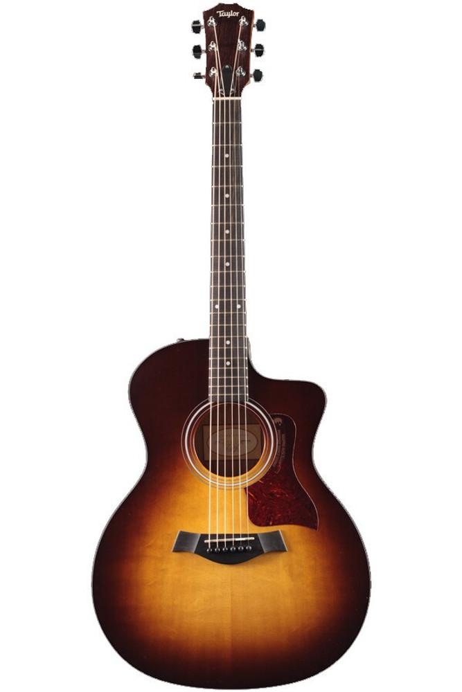 Taylor Guitars Taylor 114ce Sunburst Grand Auditorium Acoustic-Electric