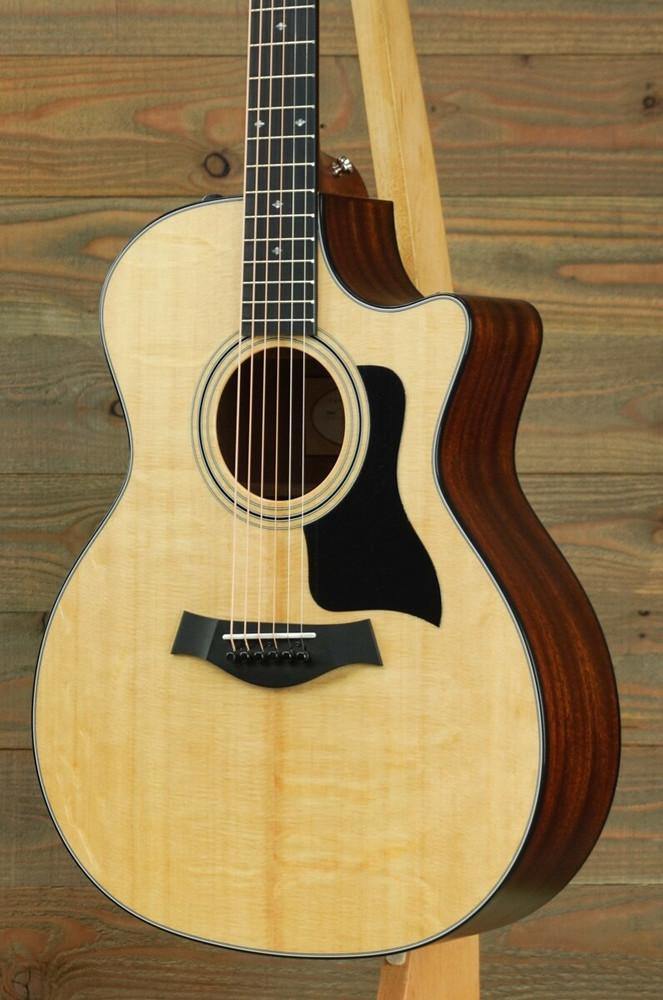 Taylor Guitars Taylor 314ce Grand Auditorium Acoustic-Electric Guitar Natural