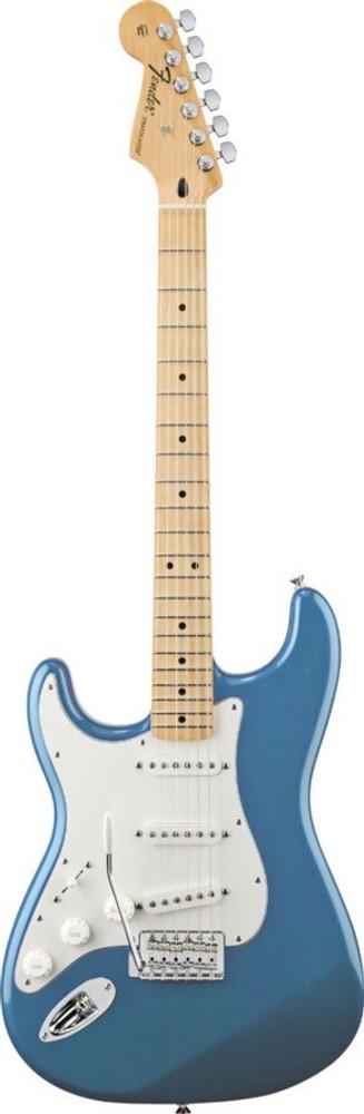 Fender Fender Lake Placid Blue Lefty Standard Stratocaster Maple Fretboard