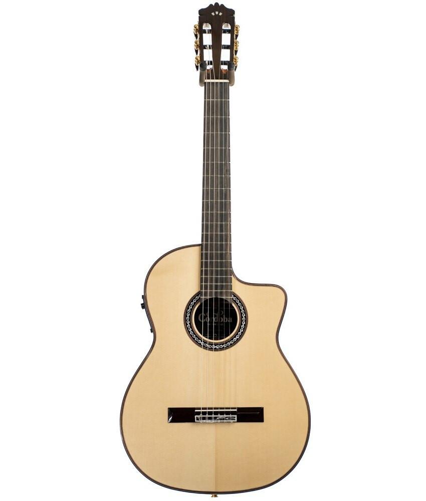 Cordoba Cordoba GK Pro Negra Acoustic-Electric Guitar