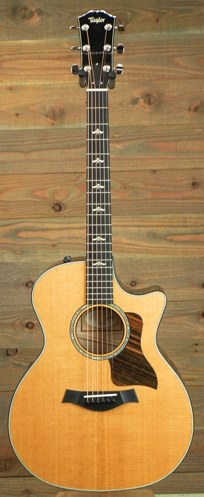 Taylor Guitars Pre-Owned Taylor 614ce Grand Auditorium Acoustic-Electric Guitar
