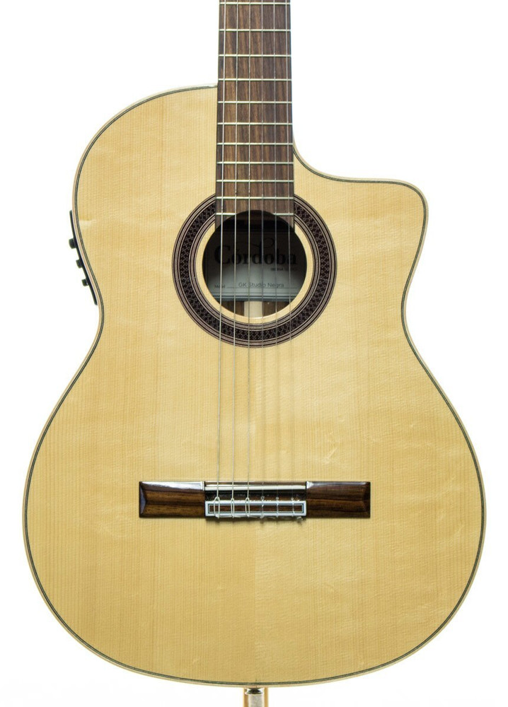 Cordoba Cordoba GK Studio Negra Nylon Acoustic-Electric Guitar Natural