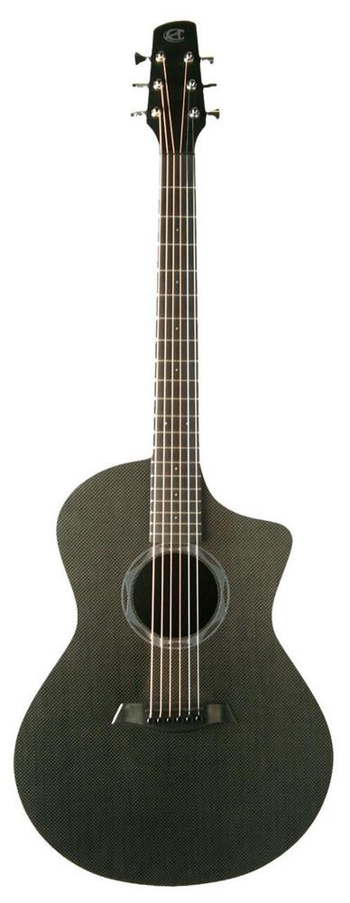 Composite Acoustics Composite Acoustics OX Guitar RAW ELE