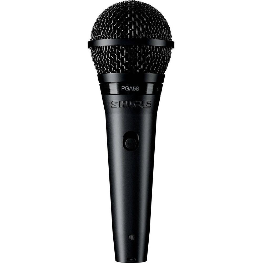 Shure Shure PGA58LC Cardioid Dynamic Vocal Microphone