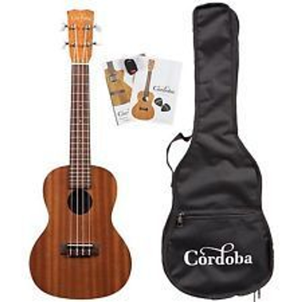 Cordoba Cordoba UP100 Concert Ukelele Pack