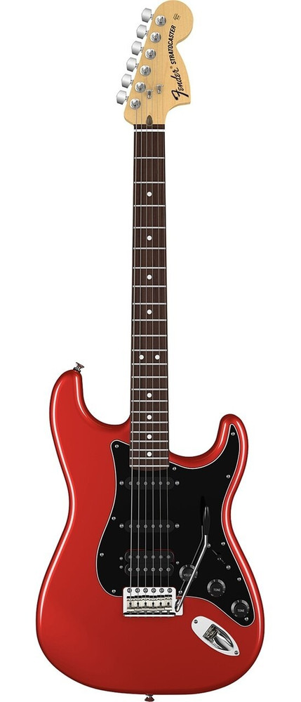 Fender Fender American Special Stratocaster HHS Candy Apple Red