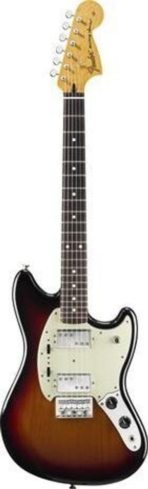 Fender Fender Pawn Shop Mustang Special 3 Tone Sunburst