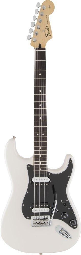 Fender Fender Standard Stratocaster HH Olympic White Rosewood Fretboard