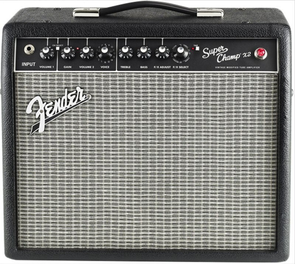 Fender Fender Vintage Modified Super-Champ X2 Guitar Combo Amp 15 Watts