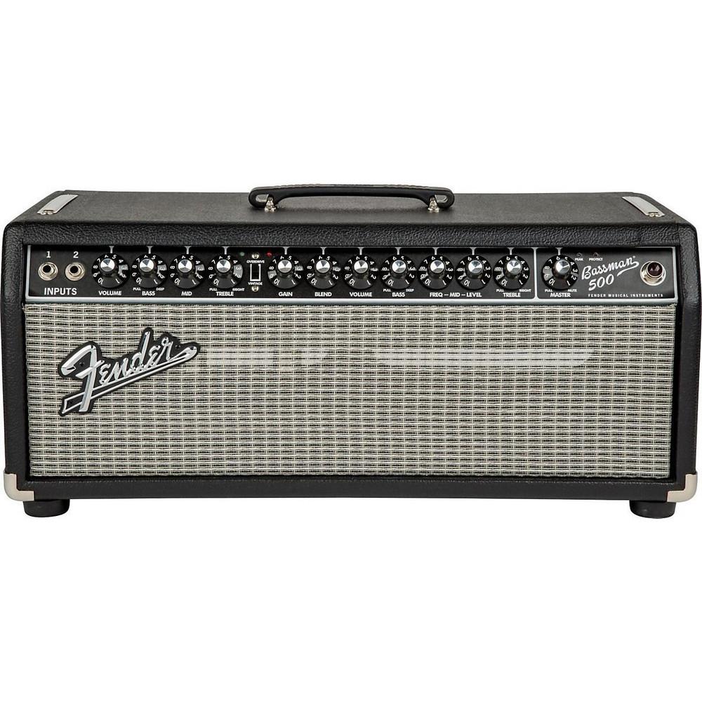 Fender Fender Bassman 500 Head 120v