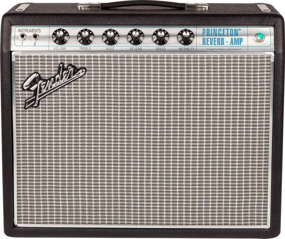 Fender Fender 68 Custom Princeton Reverb 120V Amp