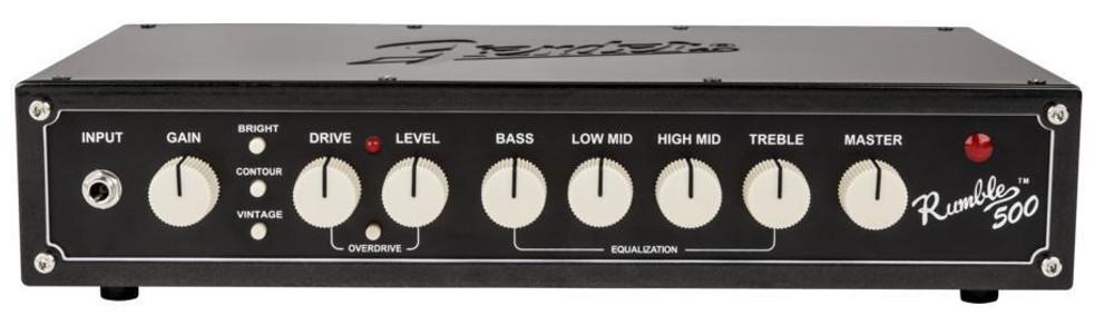 Fender Fender Rumble 500 Head V3 120v