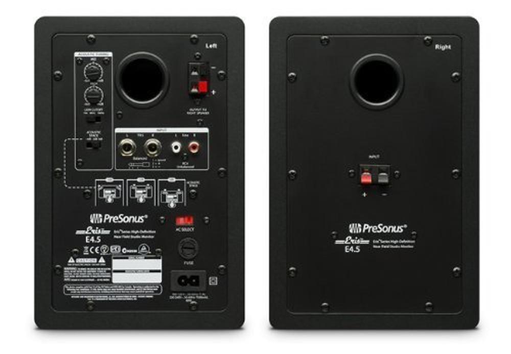 PreSonus PreSonus Eirs E4.5 Monitors-Pair