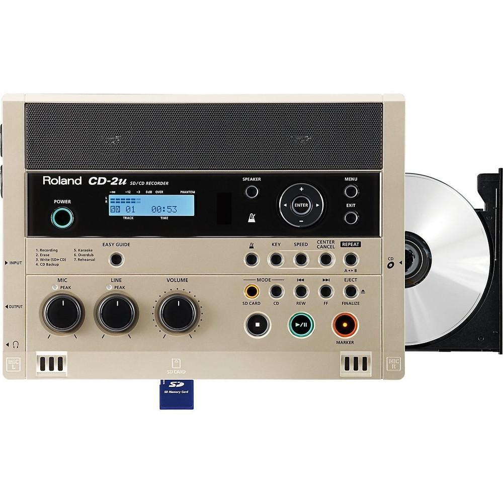 Roland Roland Pro Auido CD2U Recorder