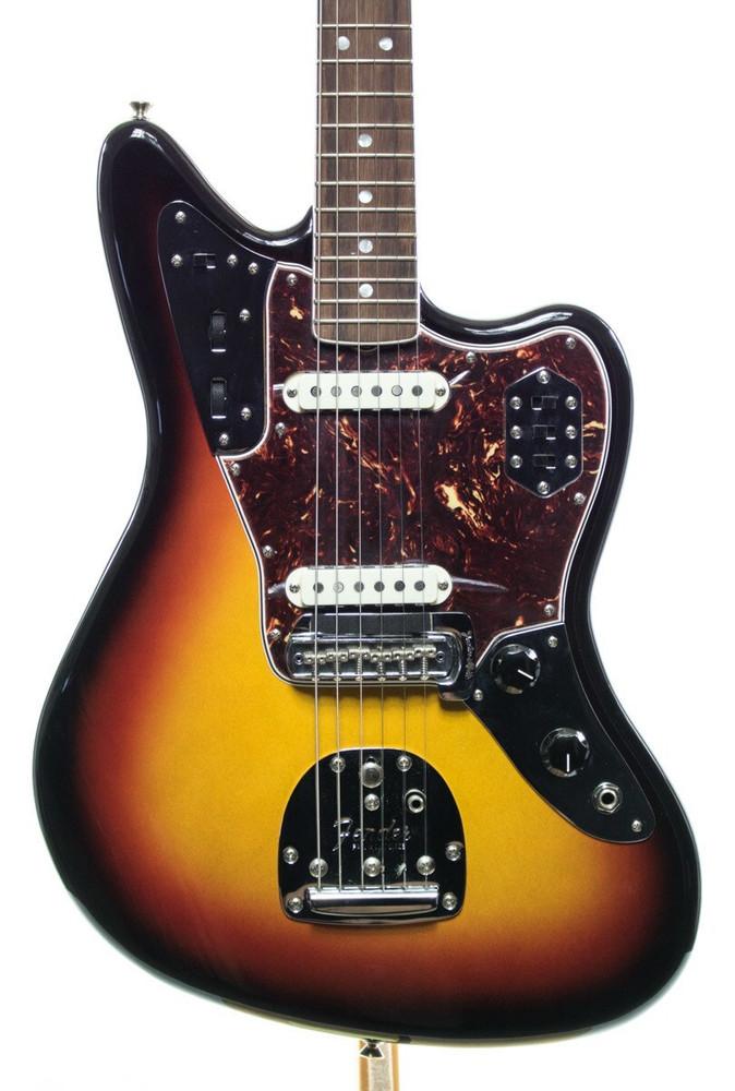 Fender Fender American Vintage 65 Jaguar Electric Guitar 3-Color Sunburst