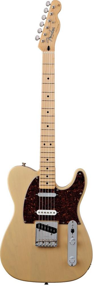 Fender Fender Deluxe Series Nashville Telecaster Honey Blonde