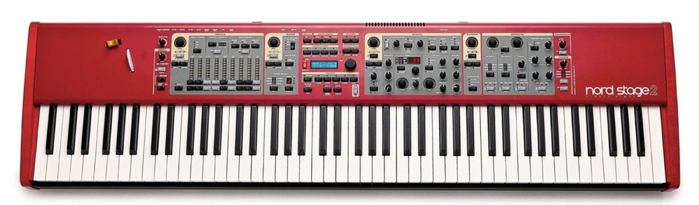 Nord Nord Stage 2 HA88 88-Key Hammer Action Digital Stage Piano