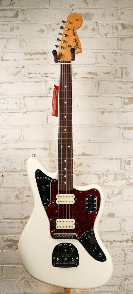 Fender Fender Classic Player Jaguar Special HH Olympic White Rosewood Fingerboard