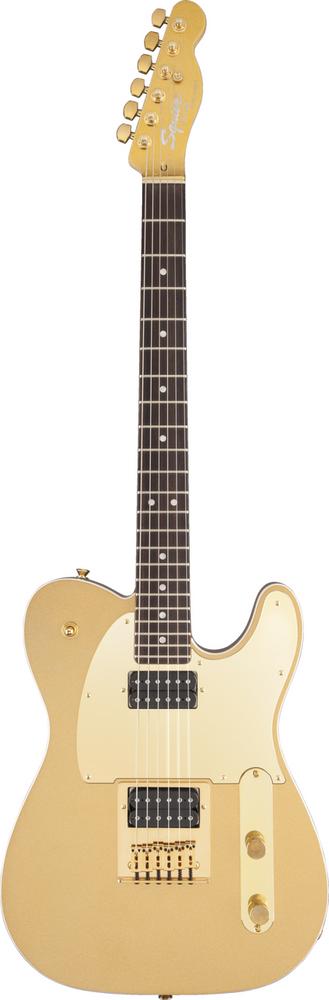 Fender Fender Squier John 5 Signature Telecaster Frost Gold Electric Guitar