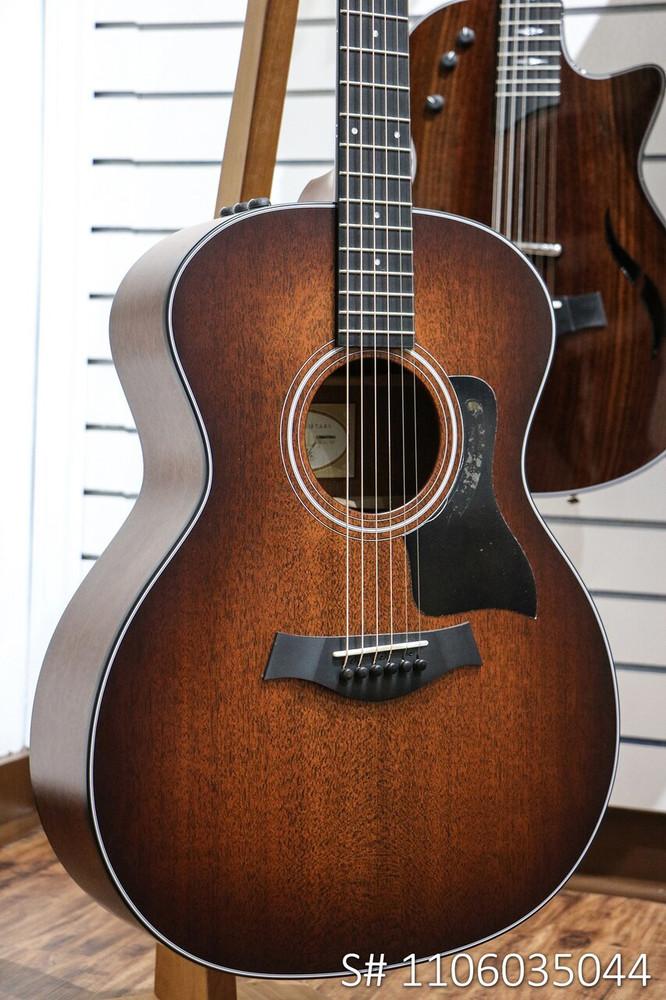 Taylor Guitars Taylor 324e Special Edition Shaded Edge Burst Mahogany