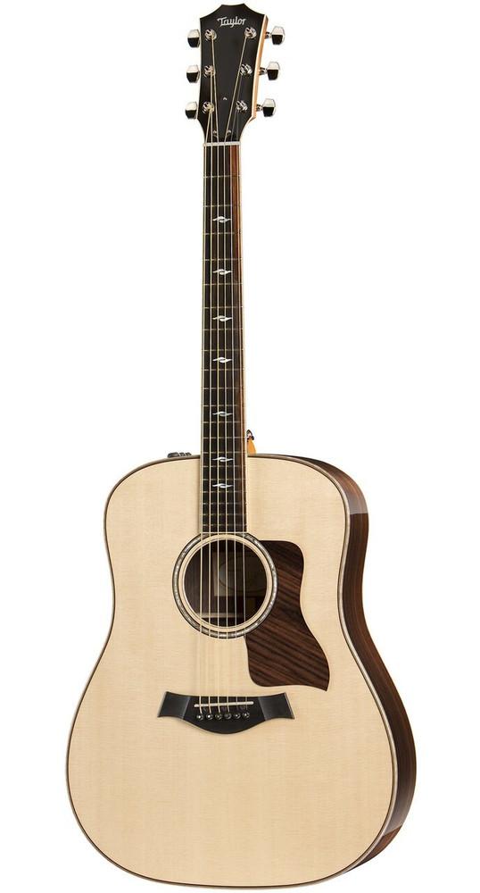 Taylor Guitars Taylor 800 Series 810e Dreadnought Acoustic-Electric Guitar