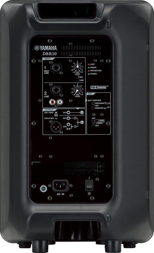 Yamaha Yamaha DBR10 700W 10 Powered Speaker