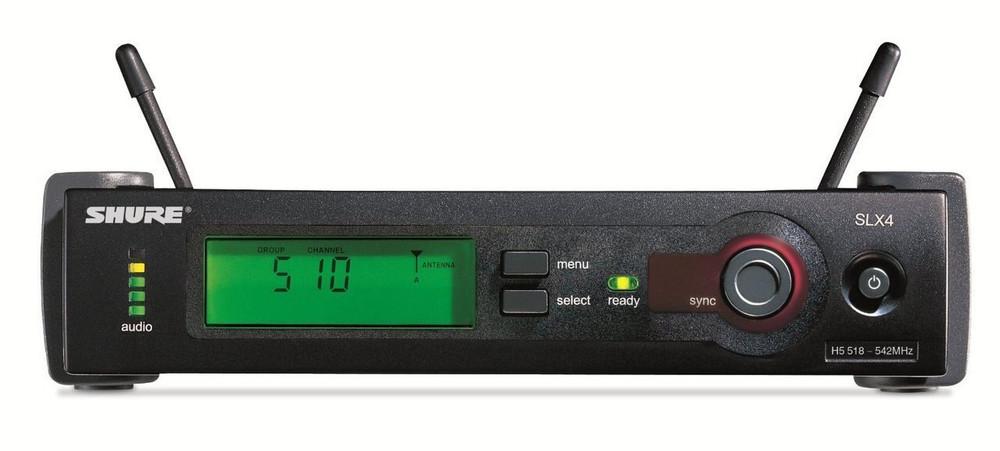 Shure Shure SLX Handheld Wireless System