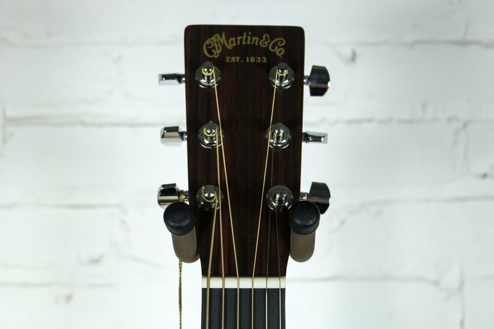 Martin Martin Dreadnought Junior Acoustic-Electric Guitar Natural DEMO