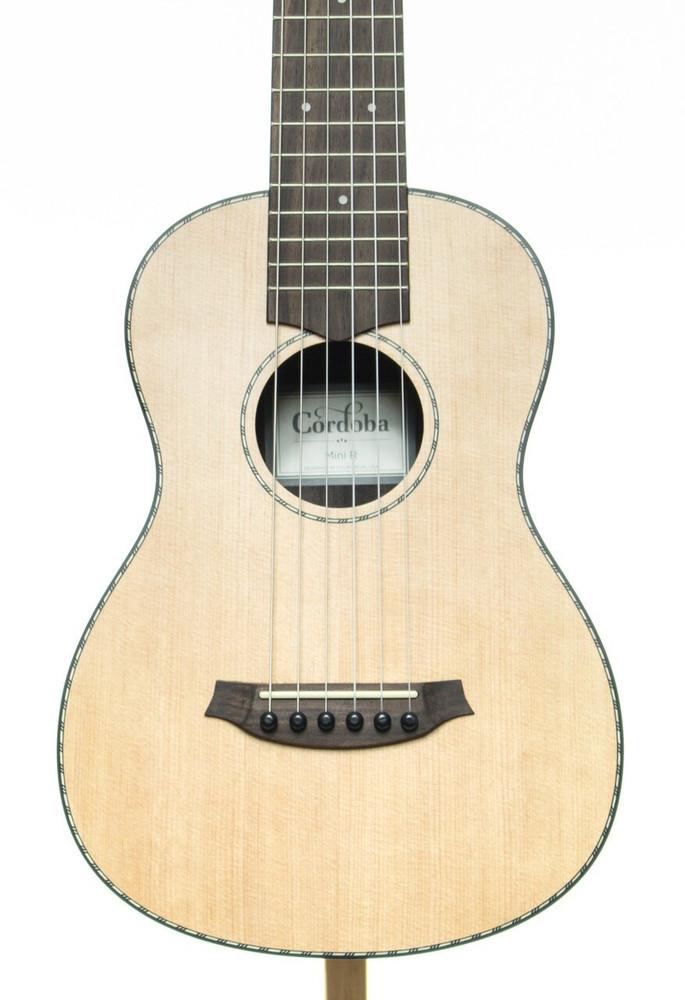 Cordoba Cordoba Mini Rosewood Nylon String Acoustic Guitar Natural