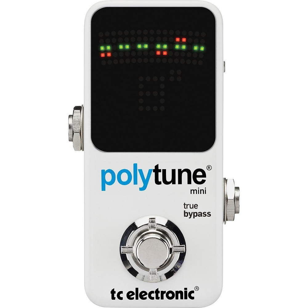 TC Electronic TC Electronic Mini Polyphonic Tuning Pedal