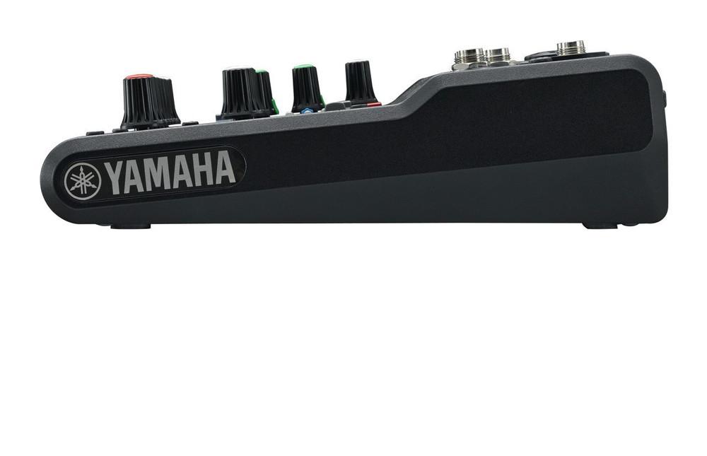 Yamaha Yamaha MG06X 6 Channel Mixer