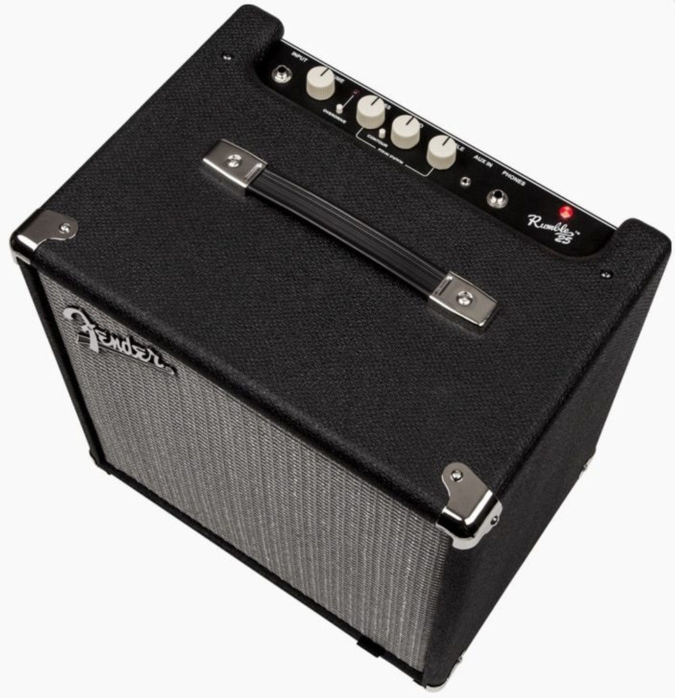 Fender Fender Rumble 25 V.3 120v Bass Guitar Combo Amplifier