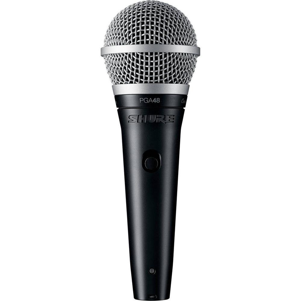 Shure Shure PGA48LC Dynamic Vocal Microphone