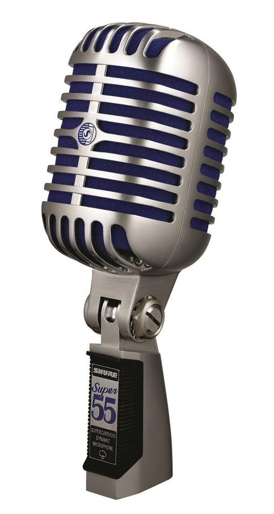 Shure Shure Super55 Vintage-Style Dynamic Vocal Mic