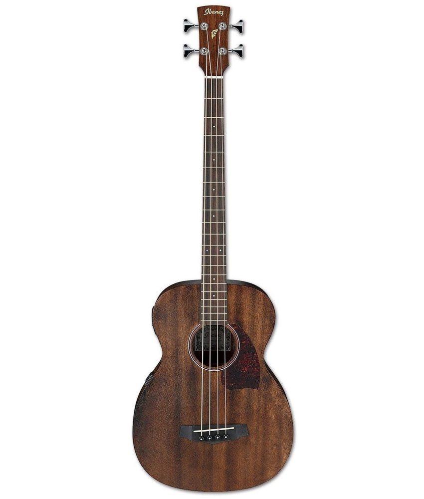 Ibanez PCBE12MHOPN Mahogany Performance Series Acoustic Bass