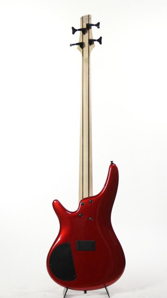 Ibanez Ibanez SR300BCA SR 4-String Bass Candy Apple