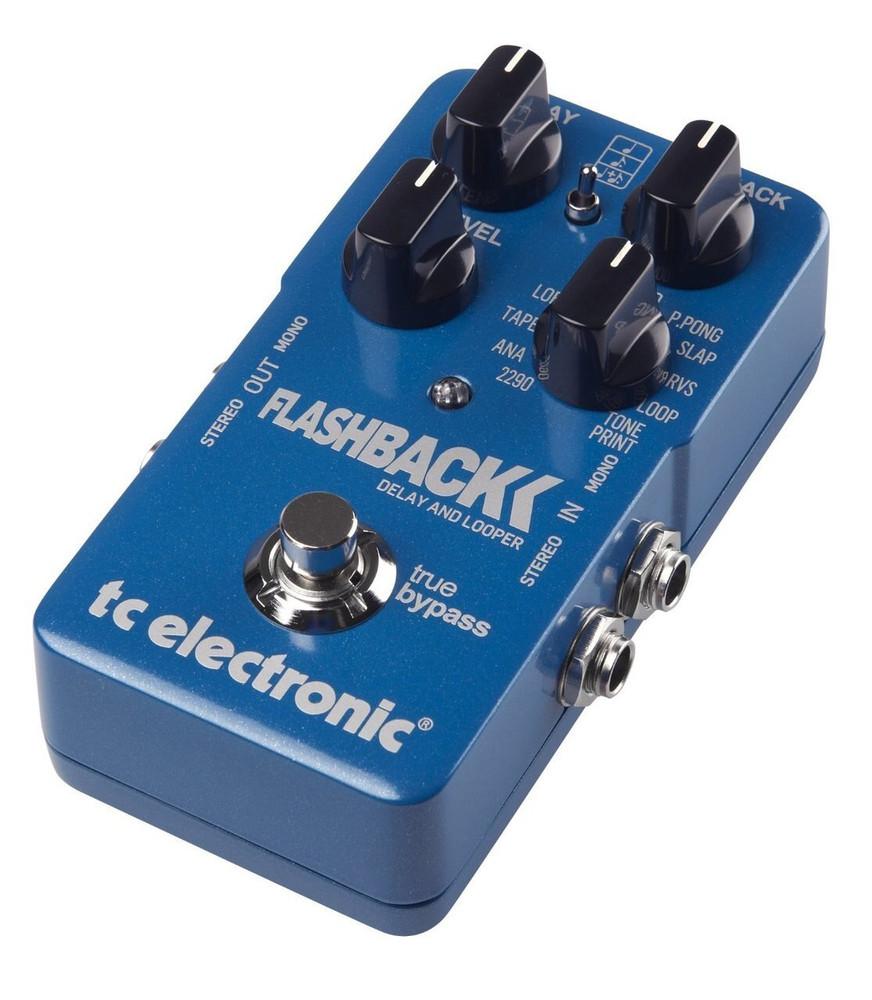 TC Electronic TC Electronic Flashback Delay and Looper Pedal