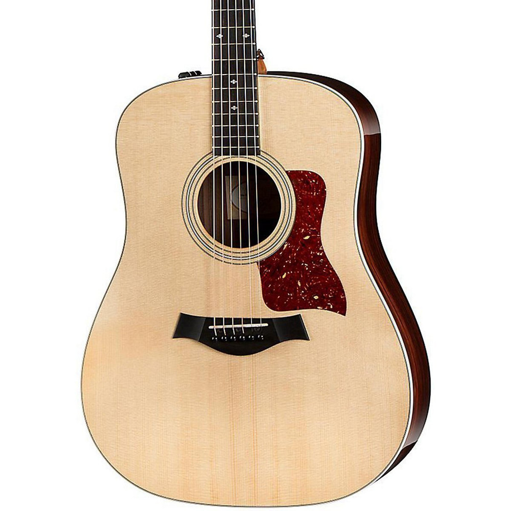 Taylor 210e Deluxe Left Handed Acoustic Electric Guitar
