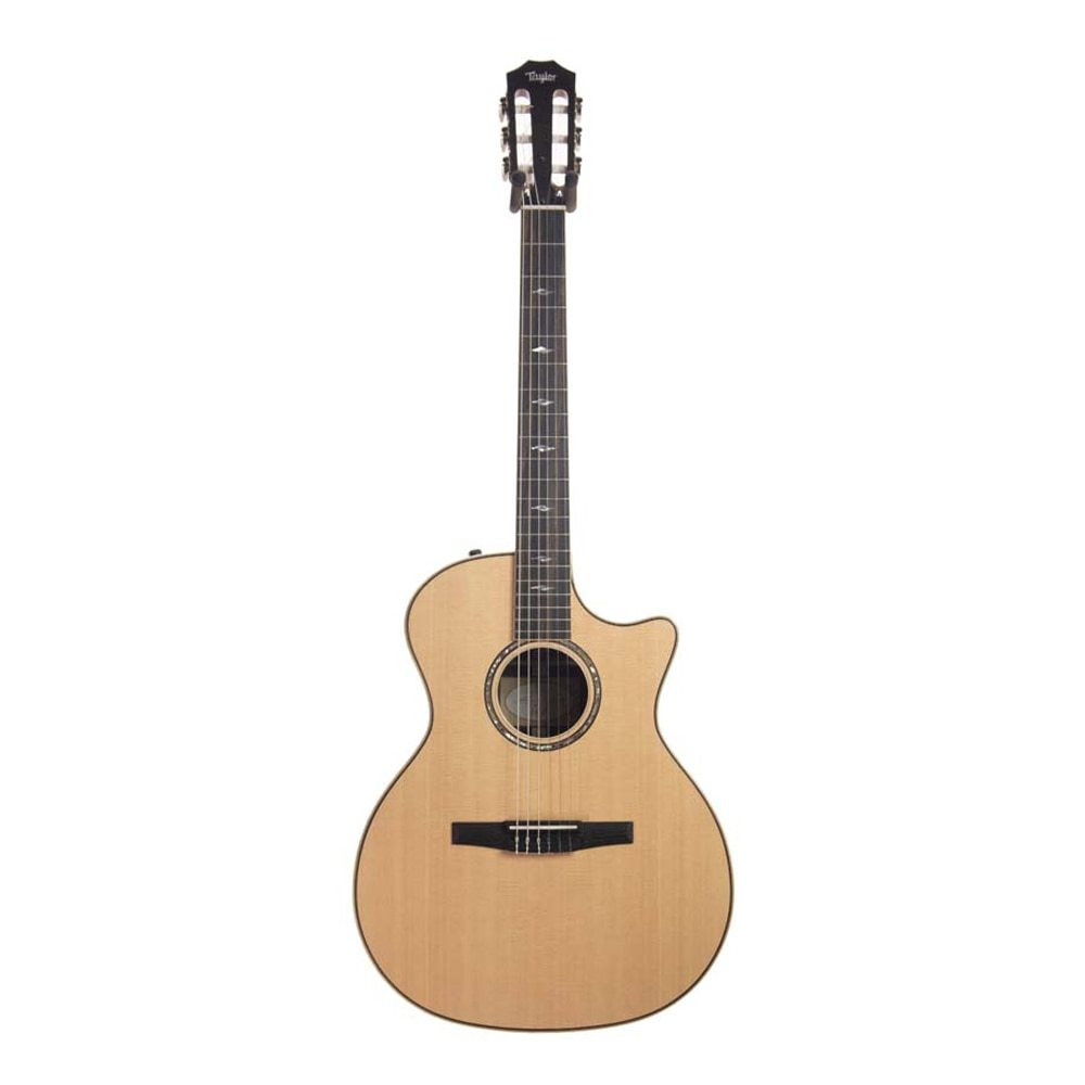 Taylor Guitars Taylor 814ce-N Grand Auditorium Classical Acoustic-Electric - Natural